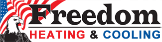 Freedom Heating & Cooling Logo